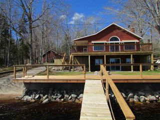 Photo 1: 1186 TROUT LAKE Road in New Albany: 400-Annapolis County Residential for sale (Annapolis Valley)  : MLS®# 202007929