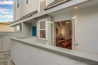 Photo 3: OCEAN BEACH Townhome for sale : 2 bedrooms : 4863 Orchard Ave in San Diego