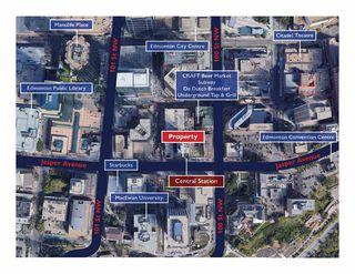 Photo 1: 10020 Jasper Avenue Avenue NW in Edmonton: Zone 12 Retail for sale : MLS®# E4202834
