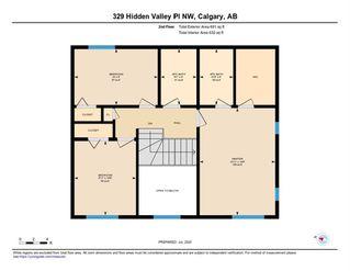 Photo 34: 329 HIDDEN VALLEY Place NW in Calgary: Hidden Valley Detached for sale : MLS®# C4305707