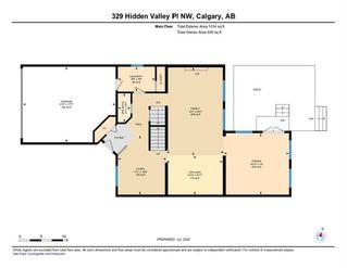 Photo 33: 329 HIDDEN VALLEY Place NW in Calgary: Hidden Valley Detached for sale : MLS®# C4305707