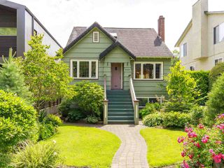 "Main Photo: 4334 W 15TH Avenue in Vancouver: Point Grey House for sale in ""POINT GREY"" (Vancouver West)  : MLS®# R2473548"