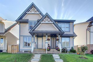 Photo 2: 240 ELGIN MEADOWS Gardens SE in Calgary: McKenzie Towne Semi Detached for sale : MLS®# A1014600