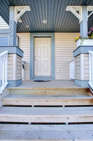 Photo 3: 240 ELGIN MEADOWS Gardens SE in Calgary: McKenzie Towne Semi Detached for sale : MLS®# A1014600