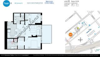 """Photo 7: 3005 892 CARNARVON Street in New Westminster: Downtown NW Condo for sale in """"AZURE II AT PLAZA 88"""" : MLS®# R2500077"""