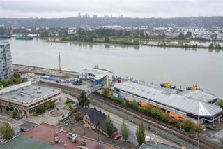 """Photo 14: 3005 892 CARNARVON Street in New Westminster: Downtown NW Condo for sale in """"AZURE II AT PLAZA 88"""" : MLS®# R2500077"""
