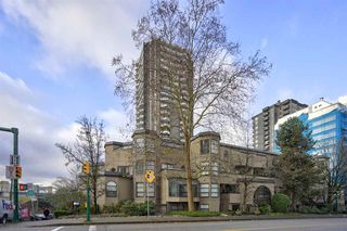 Main Photo: 301 1106 PACIFIC Street in Vancouver: West End VW Condo for sale (Vancouver West)  : MLS®# R2529708
