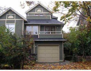 Photo 1: 2463 W 7TH AV in Vancouver: Condo for sale : MLS®# V805606