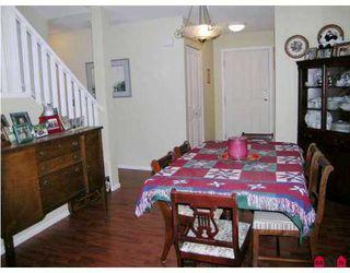 "Photo 3: 8675 WALNUT GROVE Drive in Langley: Walnut Grove Townhouse for sale in ""Cedar Creek"" : MLS®# F2707855"