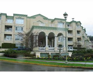"""Main Photo: 406 2995 PRINCESS Crescent in Coquitlam: Canyon Springs Condo for sale in """"PRINCESS GATE"""" : MLS®# V639793"""