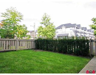 """Photo 9: 9 20560 66TH Avenue in Langley: Willoughby Heights Townhouse for sale in """"Amberleigh"""" : MLS®# F2724914"""