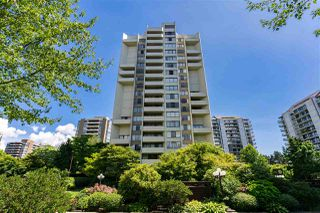 "Main Photo: 1910 4300 MAYBERRY Street in Burnaby: Metrotown Condo for sale in ""Times Square"" (Burnaby South)  : MLS®# R2389732"