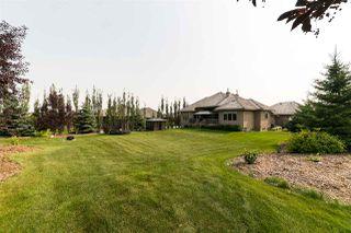 Photo 28: 209 RIVERSIDE Close: Rural Sturgeon County House for sale : MLS®# E4180846