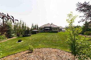 Photo 50: 209 RIVERSIDE Close: Rural Sturgeon County House for sale : MLS®# E4180846