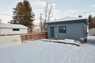 Photo 35: 10839 140 Street in Edmonton: Zone 07 House for sale : MLS®# E4193280
