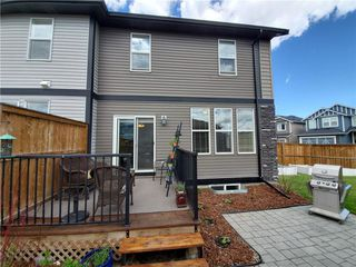 Photo 21: 118 WILLIAMSTOWN Park NW: Airdrie Row/Townhouse for sale : MLS®# C4301583