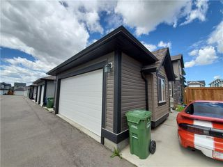 Photo 27: 118 WILLIAMSTOWN Park NW: Airdrie Row/Townhouse for sale : MLS®# C4301583