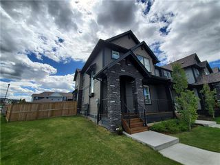 Photo 1: 118 WILLIAMSTOWN Park NW: Airdrie Row/Townhouse for sale : MLS®# C4301583