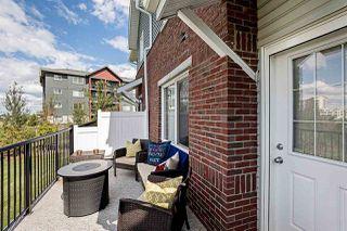 Photo 21: 93 2336 ASPEN Trail: Sherwood Park Townhouse for sale : MLS®# E4210452