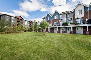Photo 1: 93 2336 ASPEN Trail: Sherwood Park Townhouse for sale : MLS®# E4210452