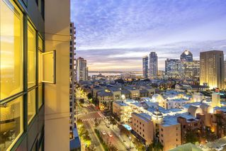 Photo 1: DOWNTOWN Condo for sale : 2 bedrooms : 555 Front Street #1501 in San Diego