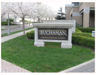 "Photo 2: 1605 4398 BUCHANAN Street in Burnaby: Central BN Condo for sale in ""BUCHANAN"" (Burnaby North)  : MLS®# V641007"
