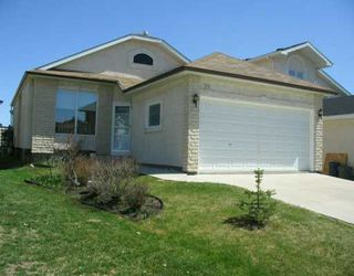 Photo 1: 39 INVERMERE Street in WINNIPEG: Fort Garry / Whyte Ridge / St Norbert Single Family Detached for sale (South Winnipeg)  : MLS®# 2706945