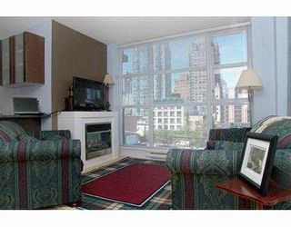 """Photo 2: 502 1155 SEYMOUR Street in Vancouver: Downtown VW Condo for sale in """"BRAVA"""" (Vancouver West)  : MLS®# V660942"""