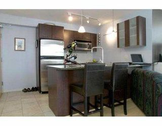 """Photo 4: 502 1155 SEYMOUR Street in Vancouver: Downtown VW Condo for sale in """"BRAVA"""" (Vancouver West)  : MLS®# V660942"""