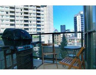 """Photo 8: 502 1155 SEYMOUR Street in Vancouver: Downtown VW Condo for sale in """"BRAVA"""" (Vancouver West)  : MLS®# V660942"""
