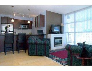 """Photo 3: 502 1155 SEYMOUR Street in Vancouver: Downtown VW Condo for sale in """"BRAVA"""" (Vancouver West)  : MLS®# V660942"""