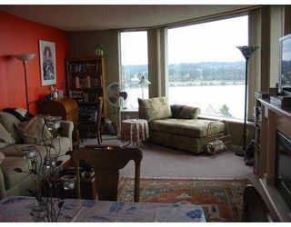"Photo 3: 1004 1045 QUAYSIDE Drive in New_Westminster: Quay Condo for sale in ""QUAYSIDE TOWER I"" (New Westminster)  : MLS®# V665339"