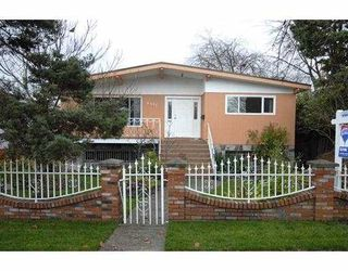 Photo 1: 6192 RUPERT Street in Vancouver: Killarney VE House for sale (Vancouver East)  : MLS®# V677640