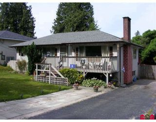 "Photo 1: 11287 150TH Street in Surrey: Bolivar Heights House for sale in ""Birdland/Ellendale"" (North Surrey)  : MLS®# F2811689"