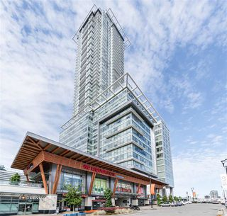 "Main Photo: 4301 4485 SKYLINE Drive in Burnaby: Brentwood Park Condo for sale in ""SOLO DISTRICT"" (Burnaby North)  : MLS®# R2390443"