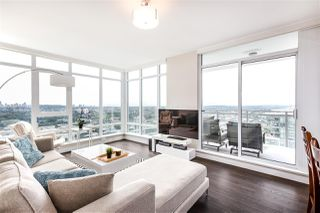 "Photo 3: 4301 4485 SKYLINE Drive in Burnaby: Brentwood Park Condo for sale in ""SOLO DISTRICT"" (Burnaby North)  : MLS®# R2390443"