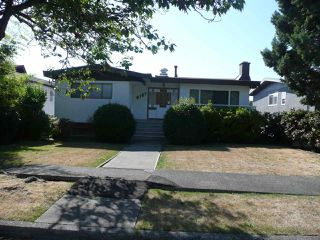 Main Photo: 6181 SHERBROOKE Street in Vancouver: Knight House for sale (Vancouver East)  : MLS®# R2398199