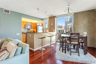 Photo 3: DOWNTOWN Condo for sale : 2 bedrooms : 321 10Th Ave #701 in San Diego