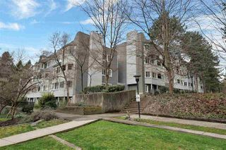 """Photo 1: 508 9890 MANCHESTER Drive in Burnaby: Cariboo Condo for sale in """"Brookside Court"""" (Burnaby North)  : MLS®# R2449731"""