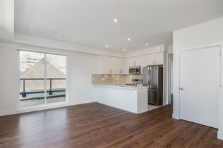 """Photo 6: 508 218 CARNARVON Street in New Westminster: Downtown NW Condo for sale in """"Irving Living"""" : MLS®# R2475825"""