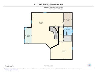 Photo 43: 4327 147 Street Street in Edmonton: Zone 14 House for sale : MLS®# E4206305