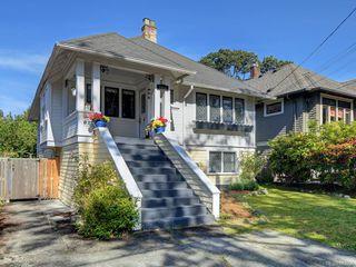 Photo 1: 1566 Yale St in Oak Bay: OB North Oak Bay Single Family Detached for sale : MLS®# 843936
