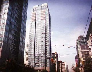 """Photo 1: 1288 W GEORGIA Street in Vancouver: West End VW Condo for sale in """"RESIDENCES ON GEORGIA"""" (Vancouver West)  : MLS®# V636679"""