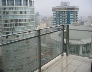 """Photo 5: 1288 W GEORGIA Street in Vancouver: West End VW Condo for sale in """"RESIDENCES ON GEORGIA"""" (Vancouver West)  : MLS®# V636679"""