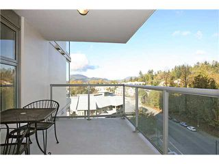 """Photo 9: # 801 290 NEWPORT DR in Port Moody: North Shore Pt Moody Condo for sale in """"THE SENTINAL"""" : MLS®# V855050"""