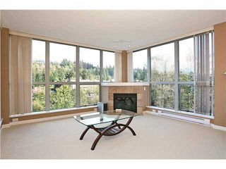 """Photo 4: # 801 290 NEWPORT DR in Port Moody: North Shore Pt Moody Condo for sale in """"THE SENTINAL"""" : MLS®# V855050"""