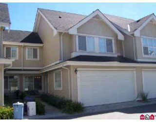 """Photo 1: 14 17097 64TH Avenue in Surrey: Cloverdale BC Townhouse for sale in """"The Kentucky"""" (Cloverdale)  : MLS®# F2720667"""