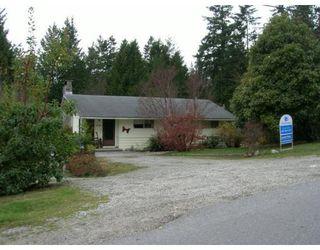 Photo 2: 4845 LAUREL RD in Sechelt: House for sale : MLS®# V622836
