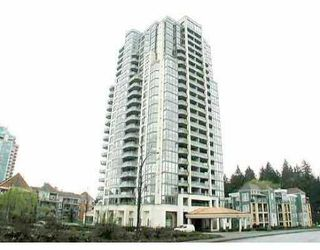 "Photo 1: 1108 3070 GUILDFORD WY in Coquitlam: North Coquitlam Condo for sale in ""LAKE SIDE TERRACE"" : MLS®# V582510"