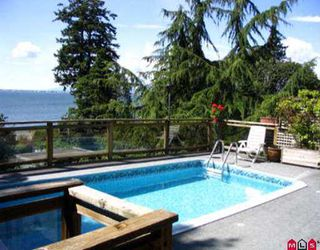 """Photo 8: 2518 BAYVIEW ST in White Rock: Crescent Bch Ocean Pk. House for sale in """"CRESCENT BEACH"""" (South Surrey White Rock)  : MLS®# F2515210"""